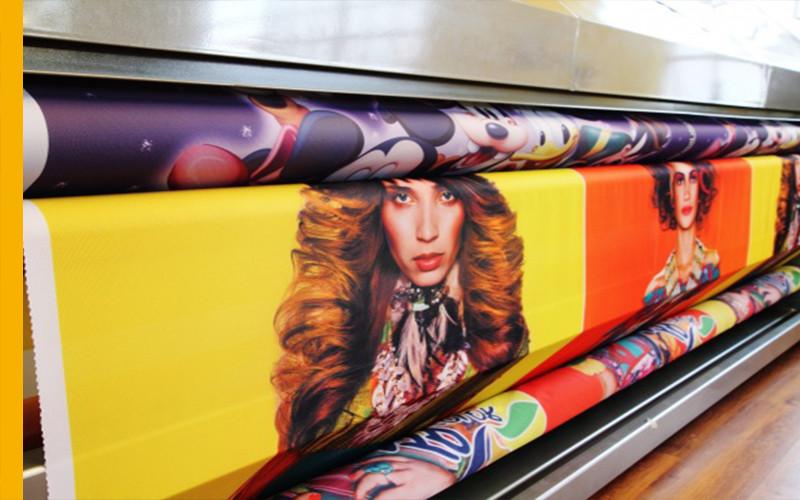 Интерьерная печать на ткани в Москве | фото 7