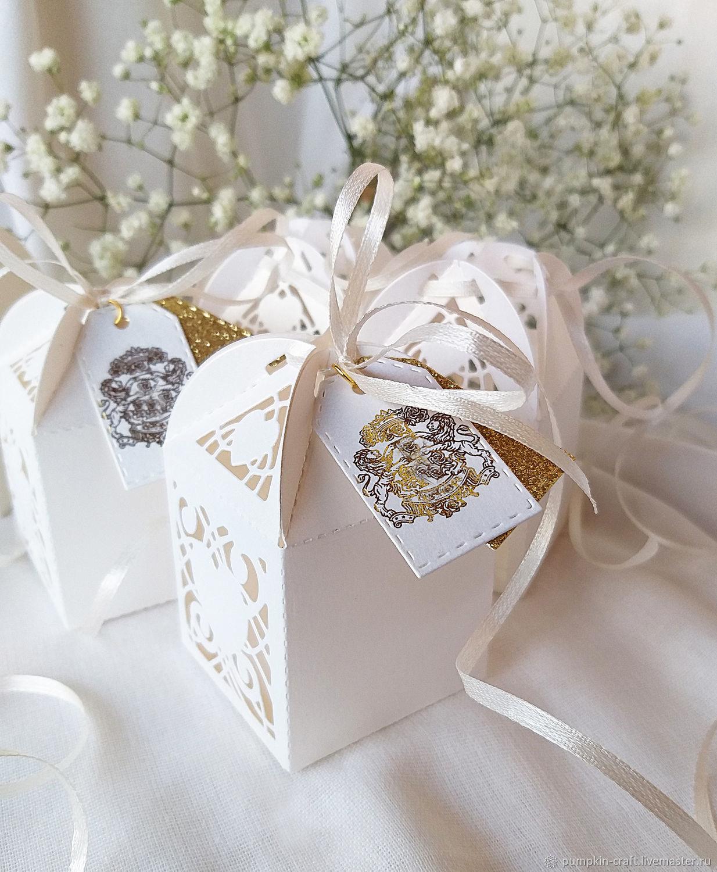 Изготовление бонбоньерок для свадьбы в Москве | фото 4