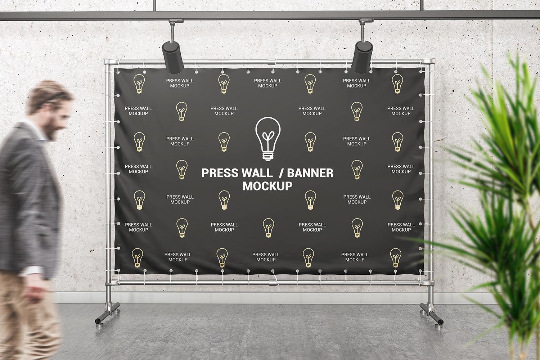 Изготовление brand wall для бизнеса в Москве | фото 4
