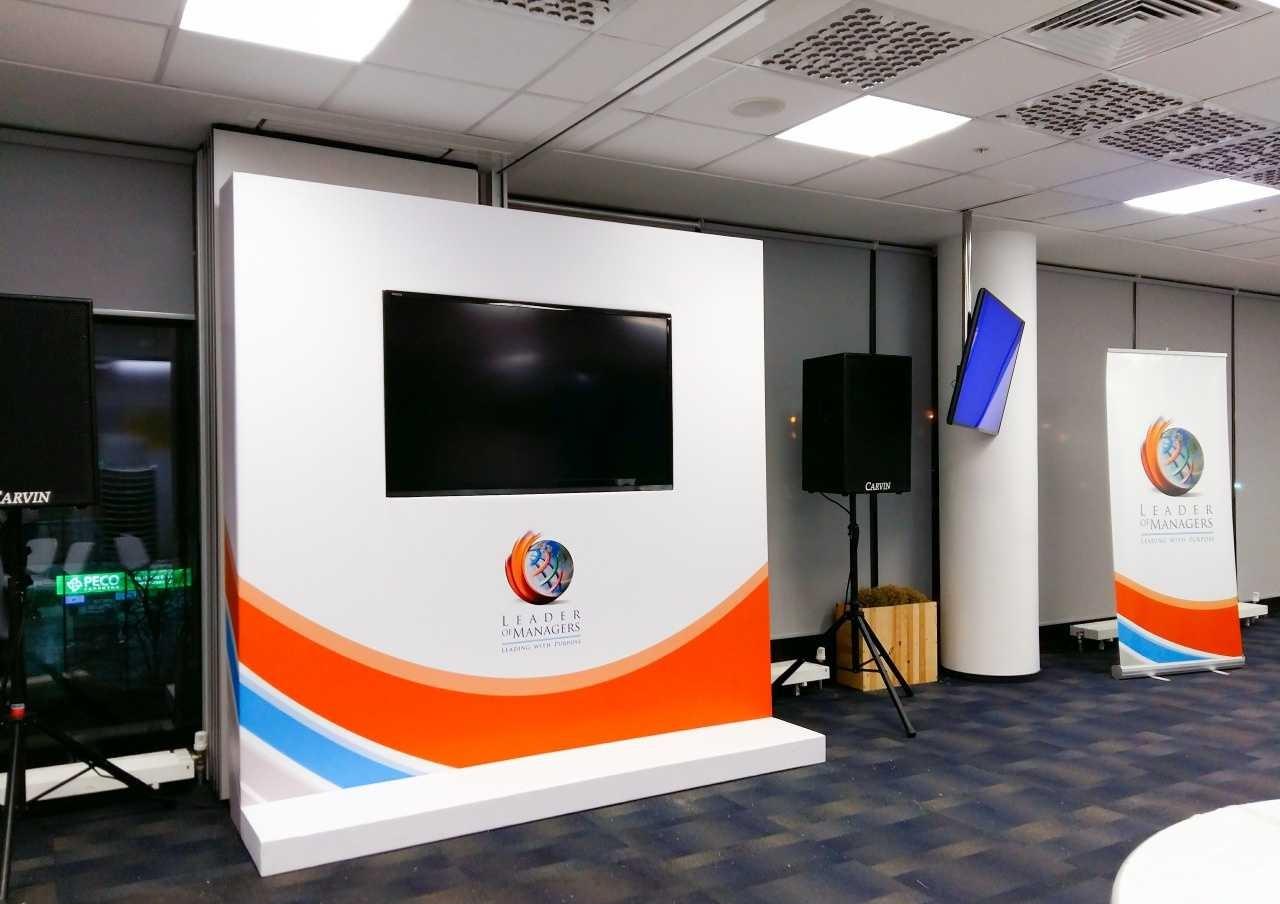 Изготовление brand wall для бизнеса в Москве | фото 1