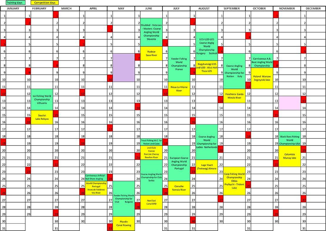 Изготовление настенных календарей-планингов в Москве | фото 7
