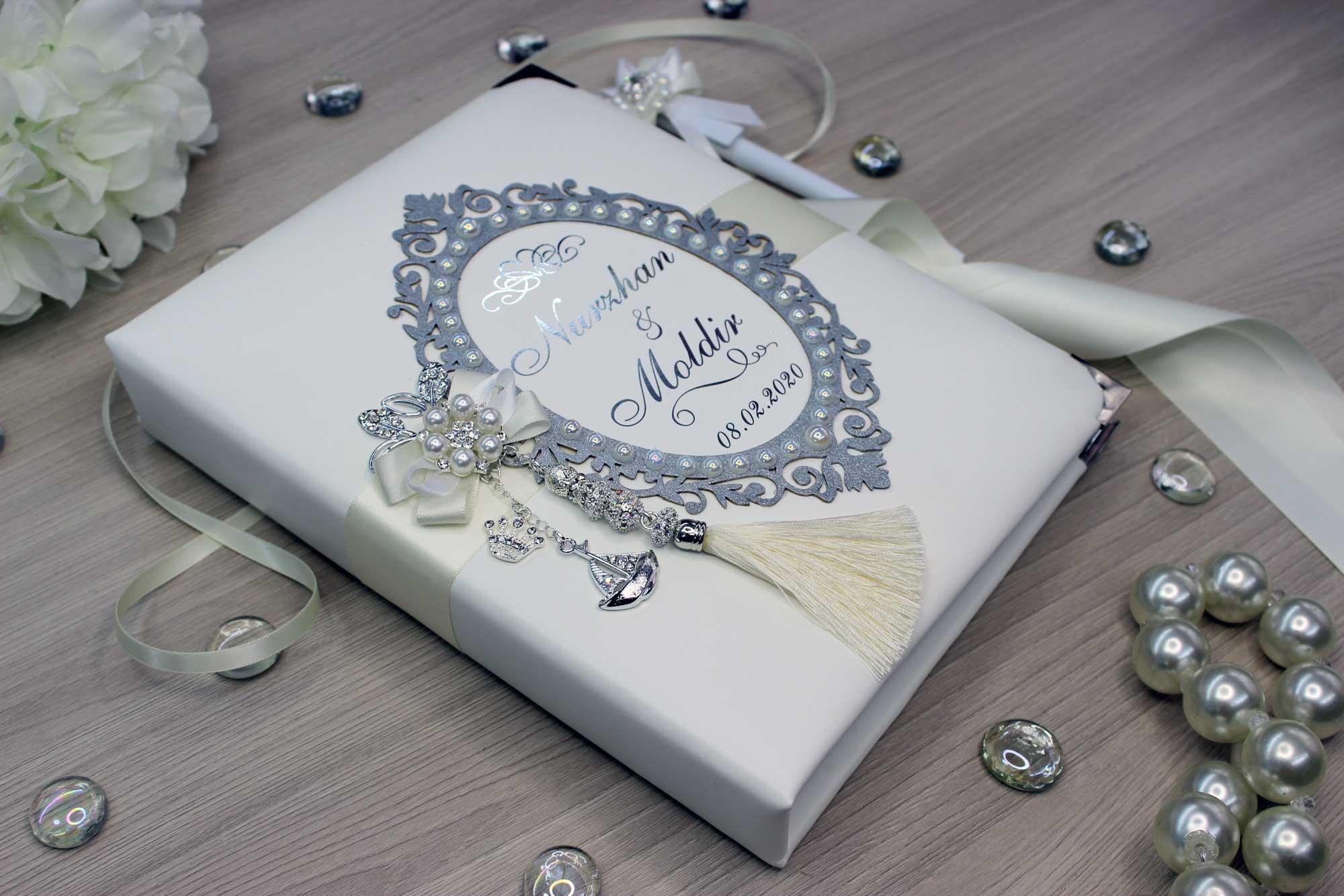 Изготовление книги пожеланий для свадьбы в Москве | фото 5