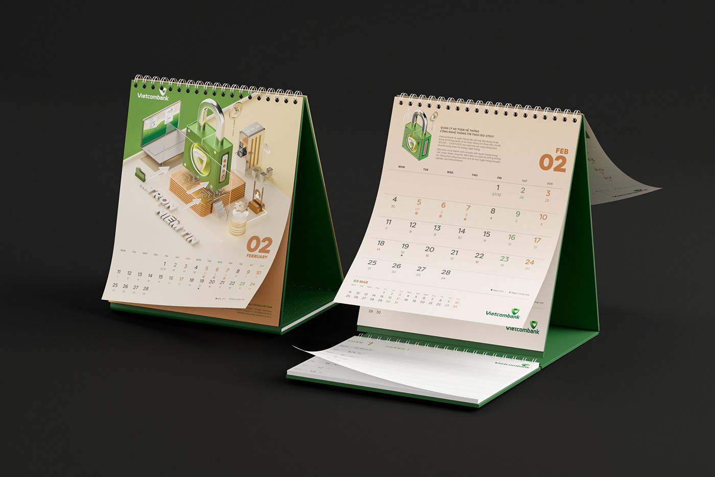 Изготовление настольных календарей-планингов в Москве   фото 3