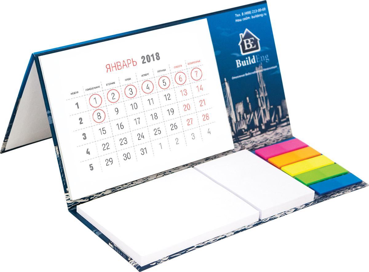 Изготовление настольных календарей-планингов в Москве   фото 7