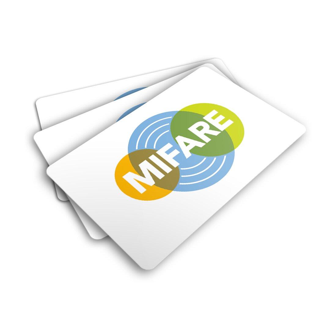 Изготовление пластиковых карт с чипом MiFare в Москве | фото 7