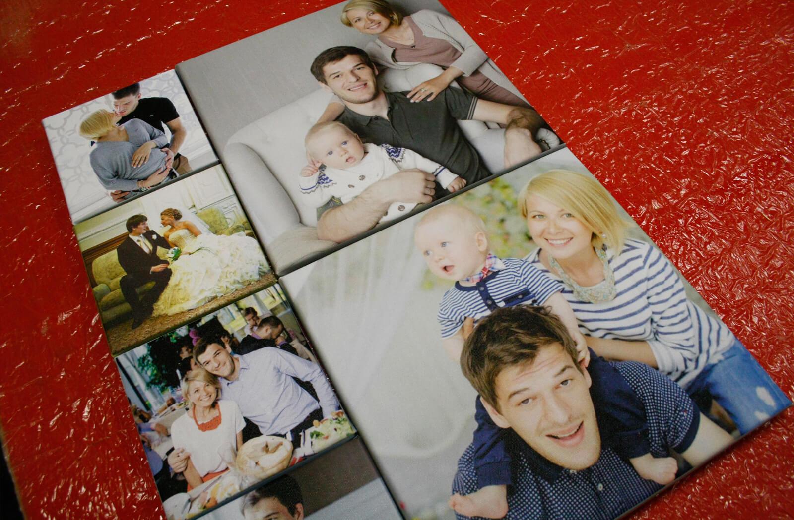 Печать фотоколлажей на заказ в Москве | фото 1
