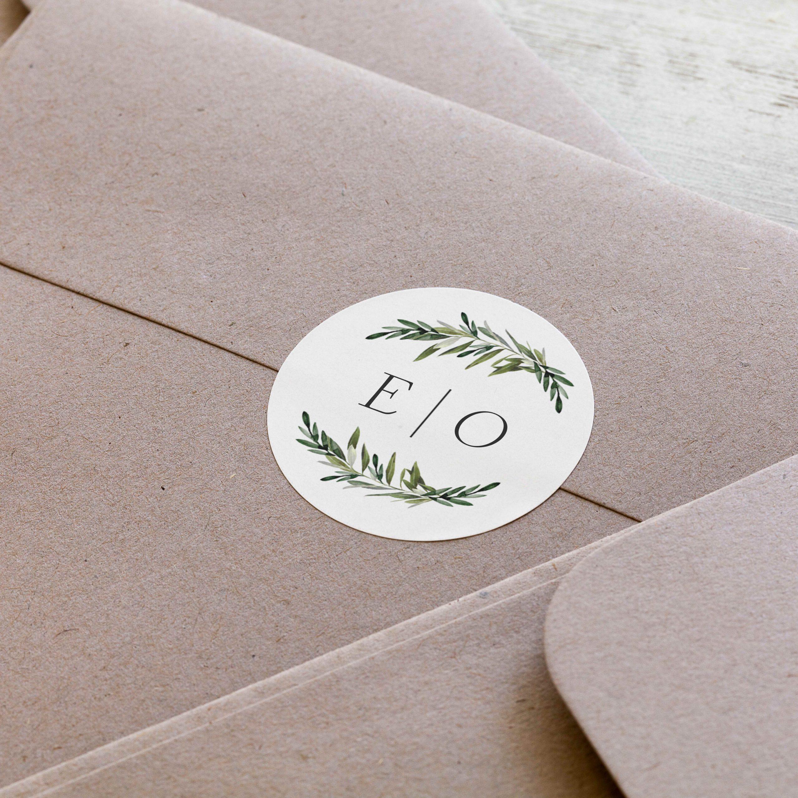 Печать наклеек на конверты в Москве   фото 3