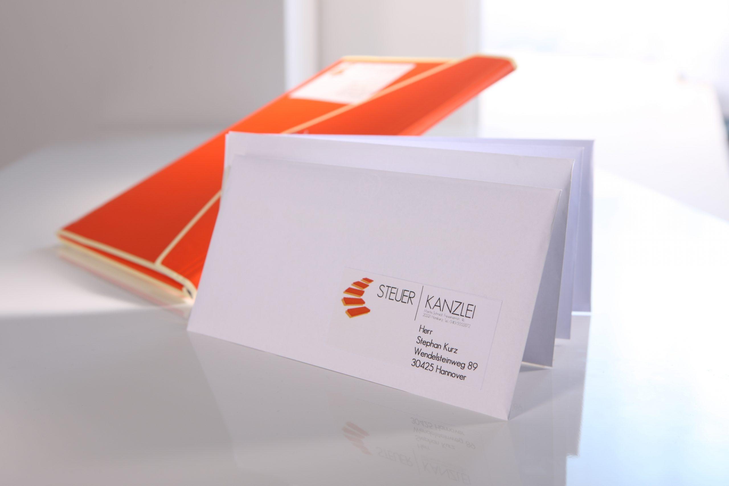 Печать наклеек на конверты в Москве   фото 4