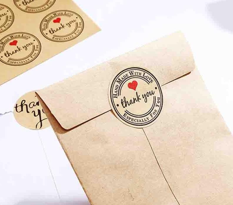 Печать наклеек на конверты в Москве   фото 1