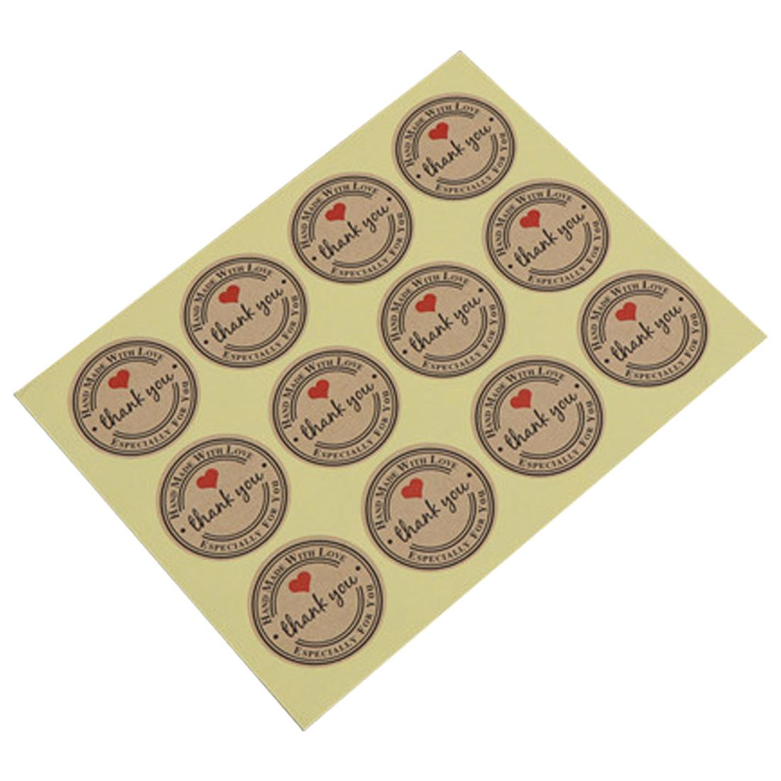 Печать наклеек на конверты в Москве   фото 7