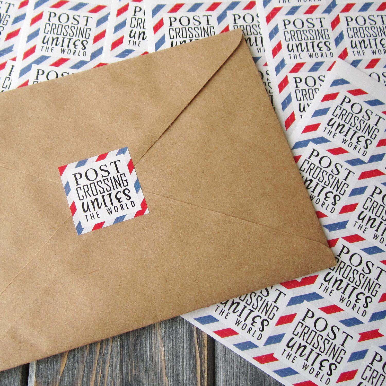 Печать наклеек на конверты в Москве   фото 8