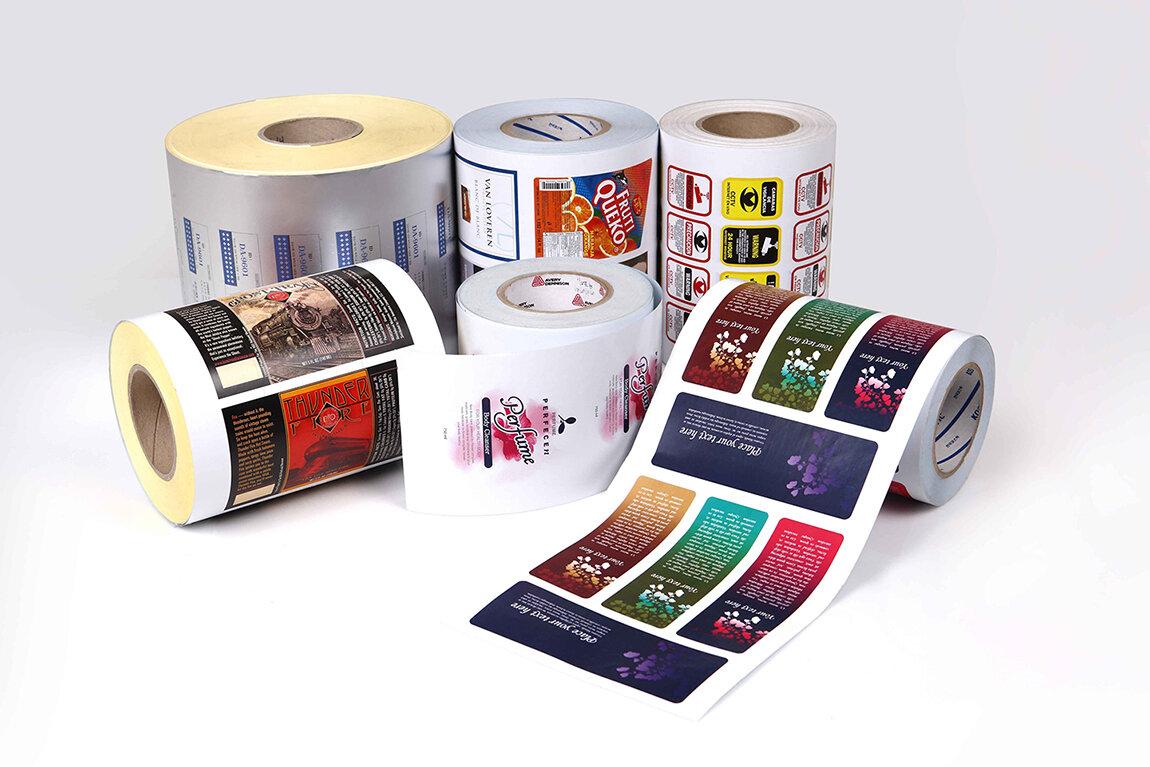 Печать наклеек на товар в Москве | фото 3