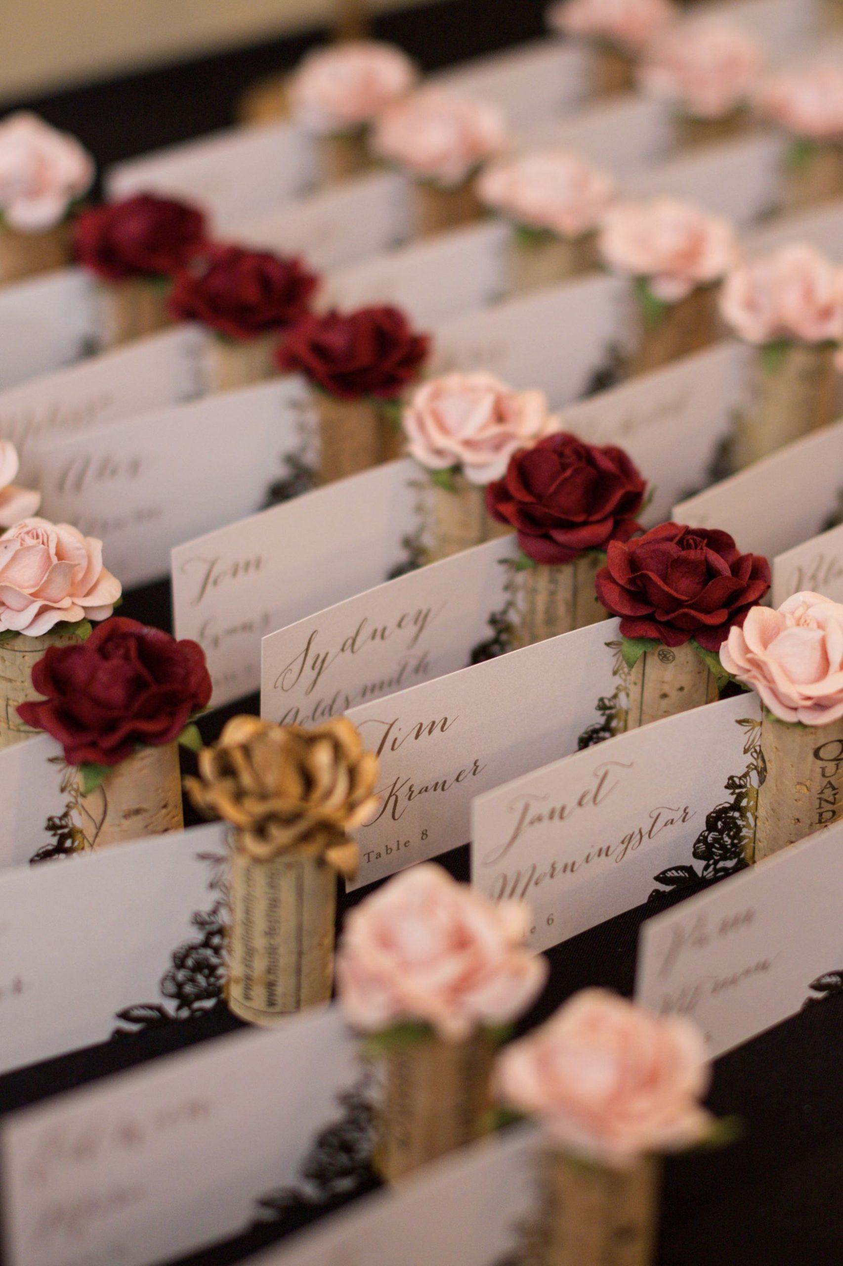 Свадебная полиграфия в типографии