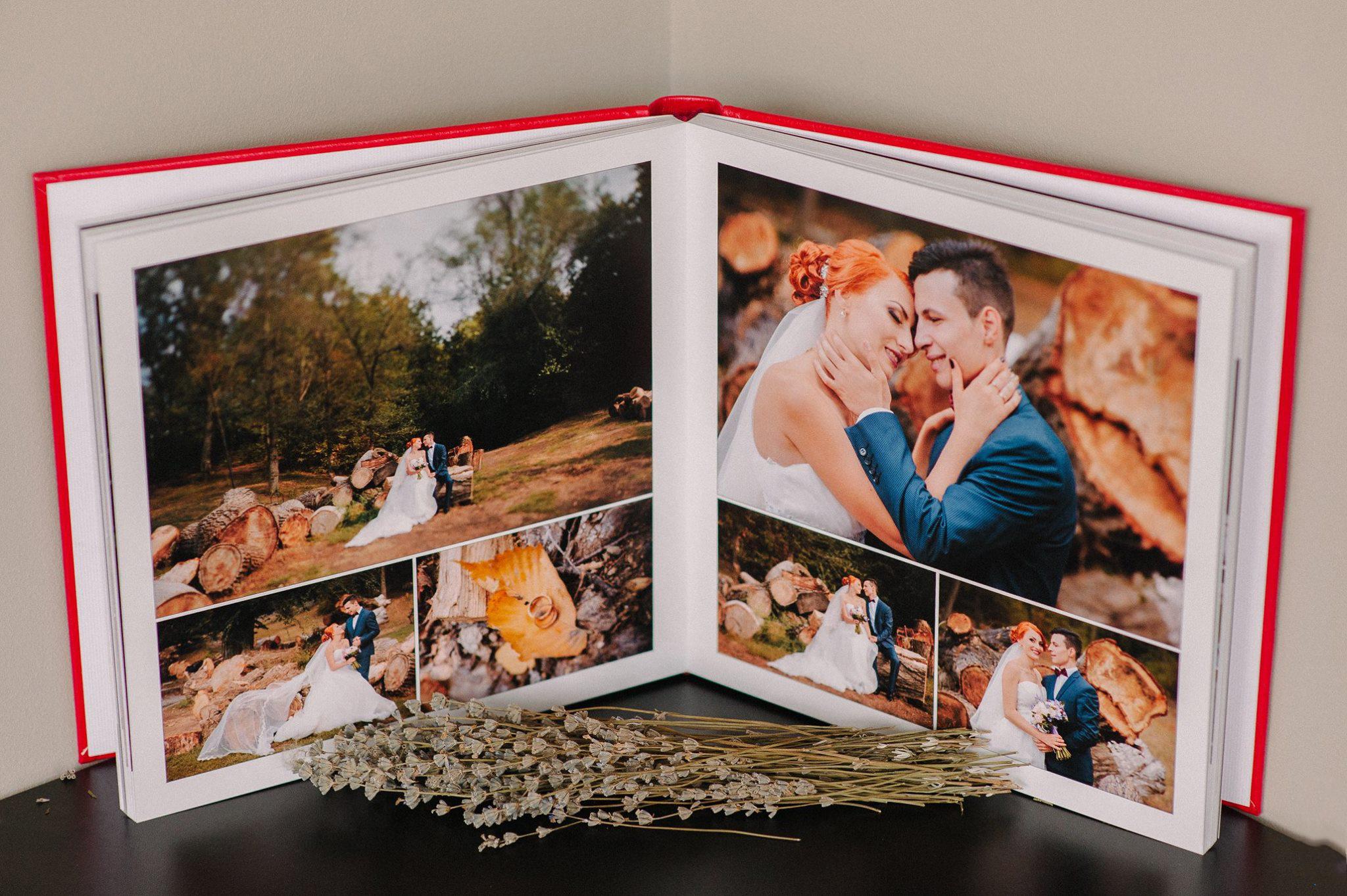 Изготовление свадебных фотоальбомов и фотокниг на заказ