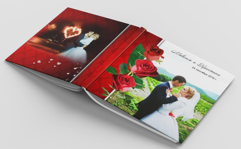 Изготовление свадебных фотоальбомов и фотокниг заказать