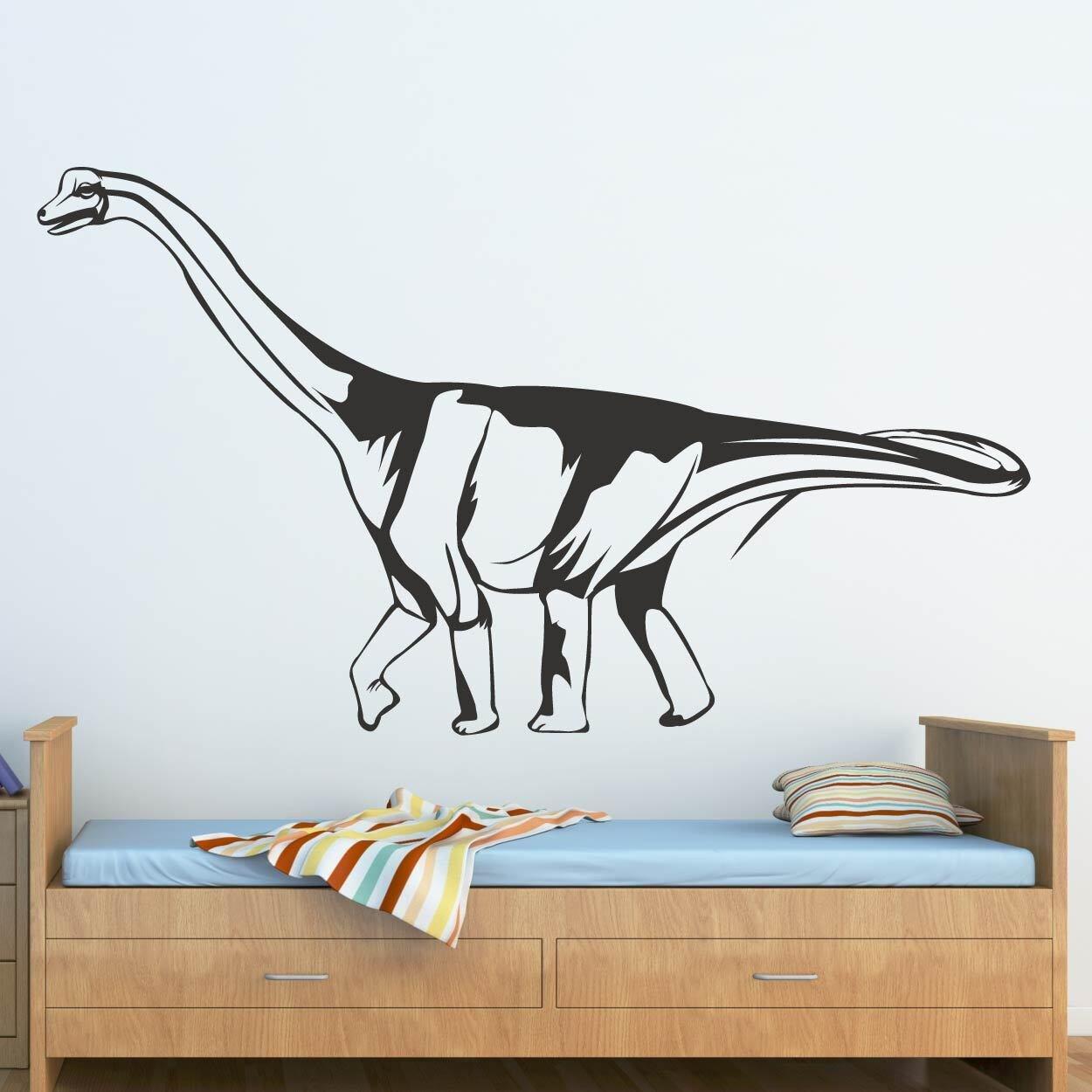 Печать интерьерных наклеек динозавры в Москве | фото 1
