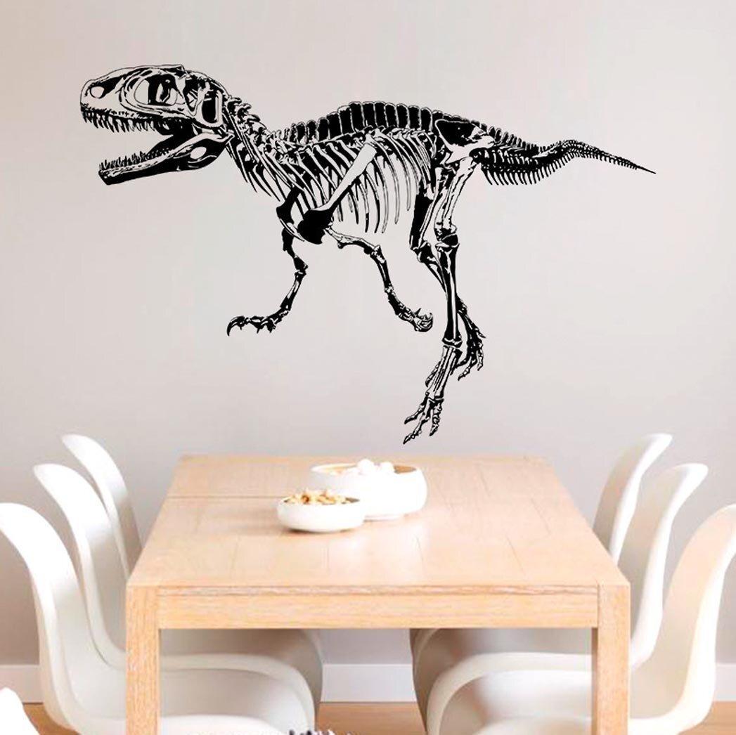 Печать интерьерных наклеек динозавры в Москве | фото 8