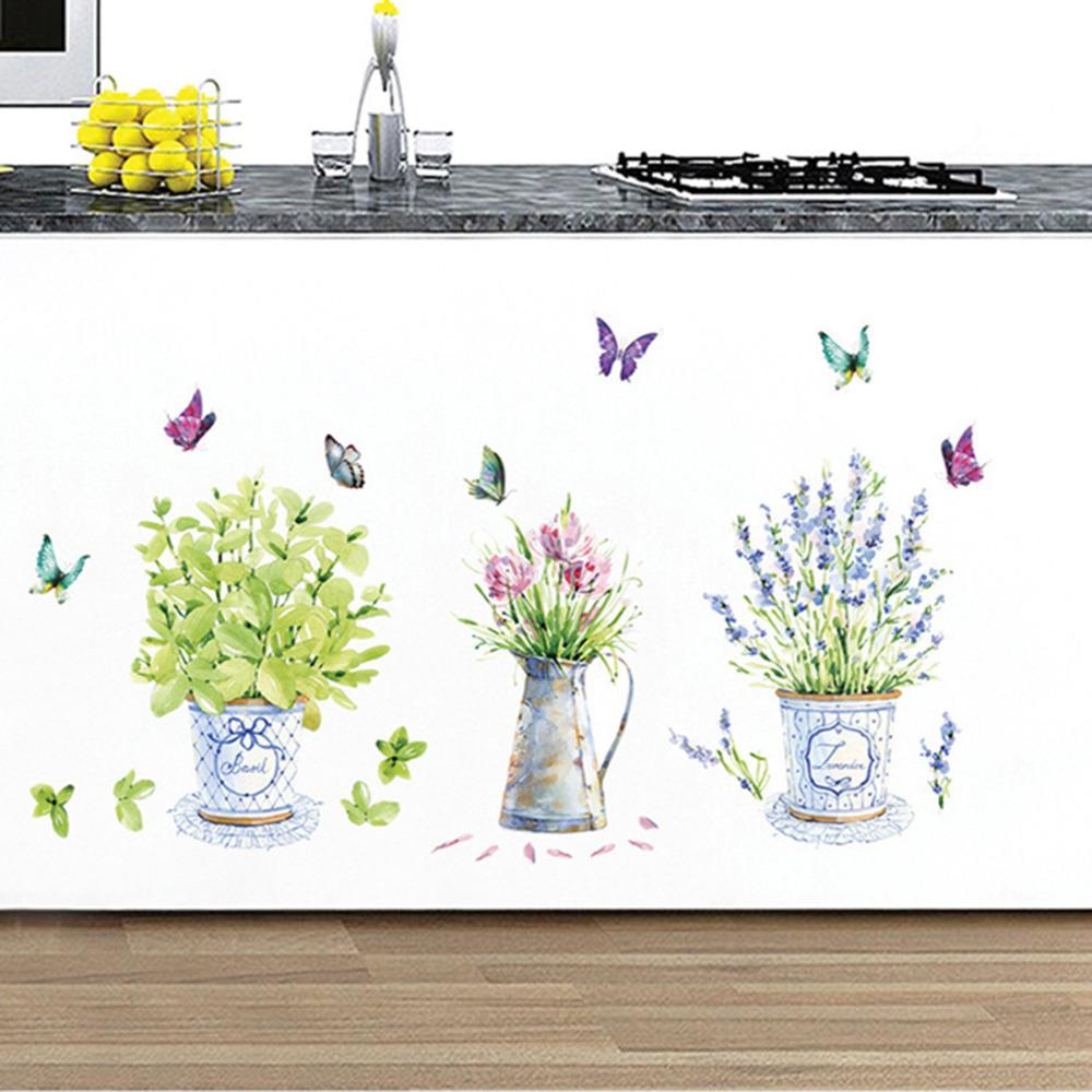 Печать интерьерных наклеек на кухню в Москве   фото 3