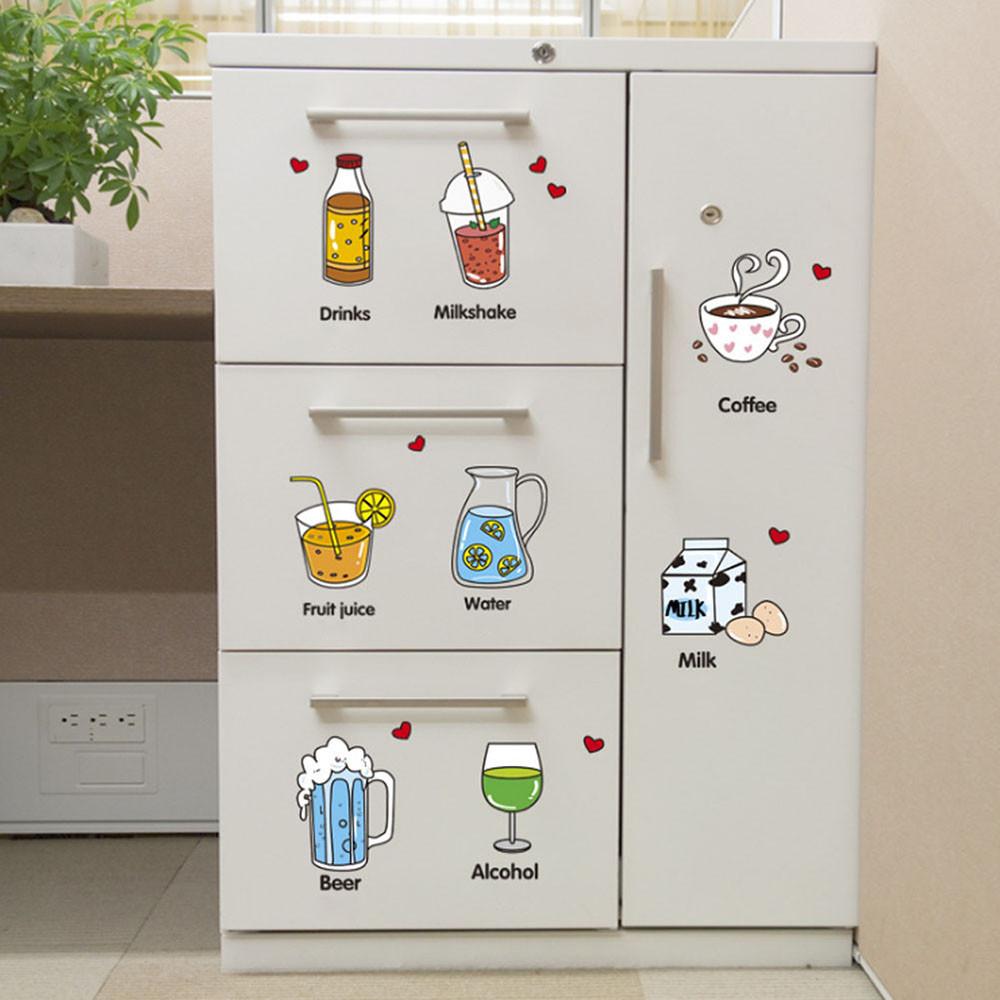 Печать интерьерных наклеек на мебель в Москве | фото 6