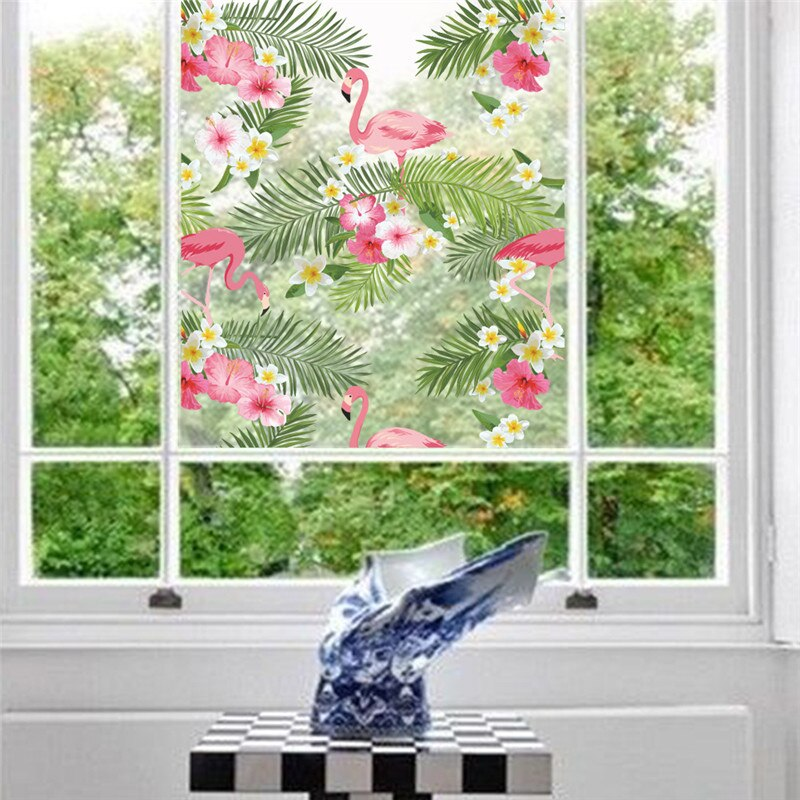 Печать интерьерных наклеек окно в Москве   фото 1