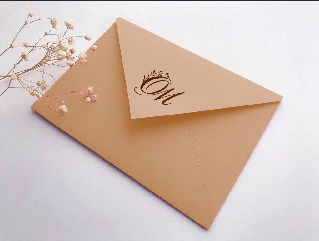 Изготовление свадебных пригласительных конвертов в Москве | фото 6