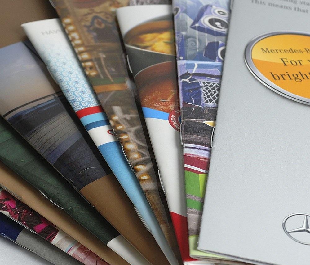Офсетная печать брошюр в Москве   фото 4