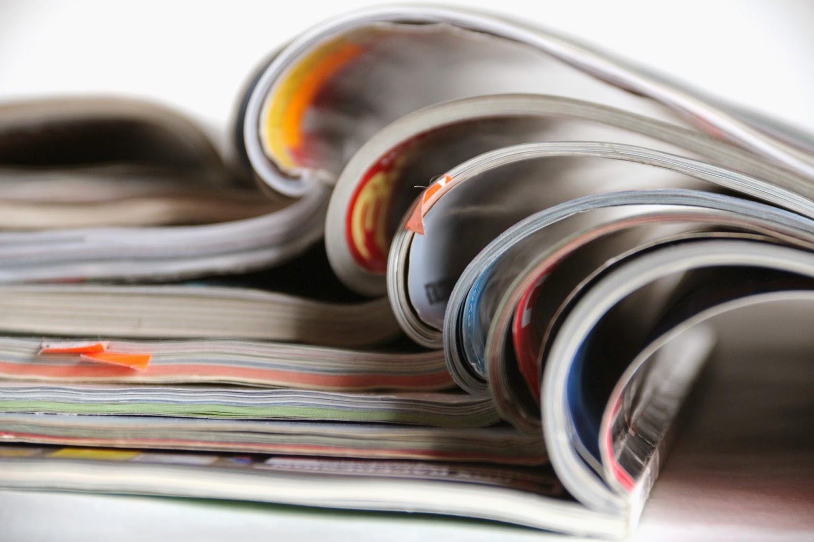 Офсетная печать журналов в Москве   фото 3