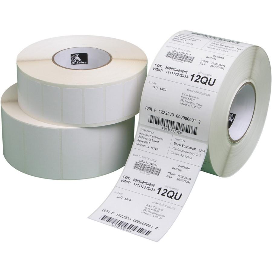 Печать белых наклеек в Москве   фото 5