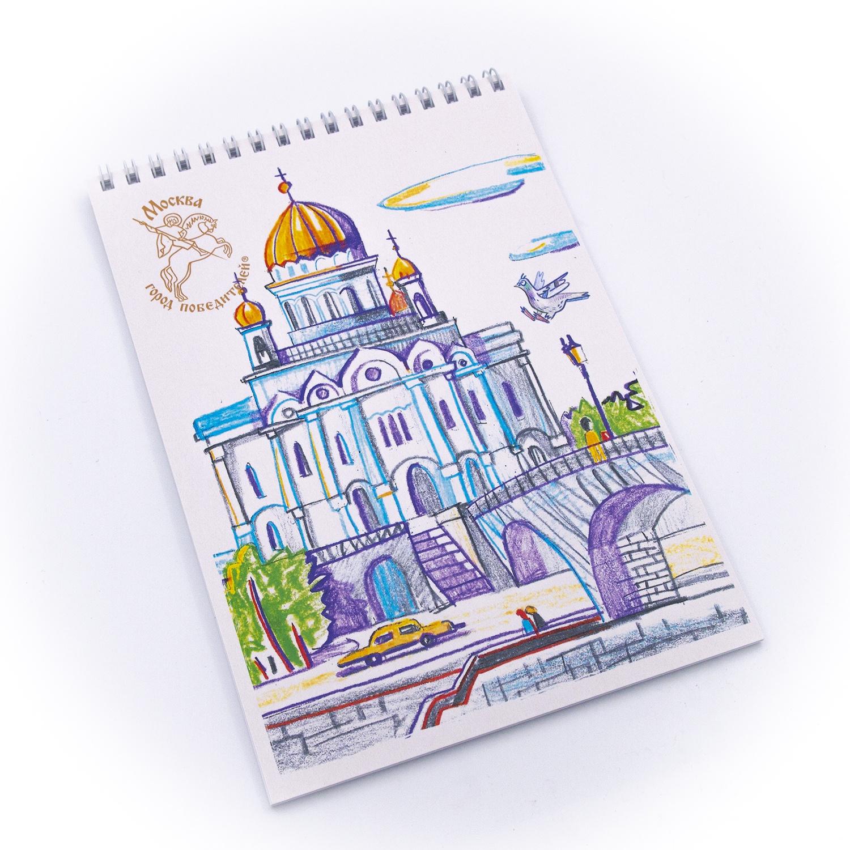 Печать блокнотов А5 в Москве   фото 5