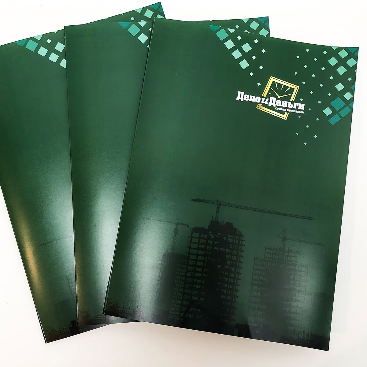 Печать буклетов малым тиражом в Москве | фото 1