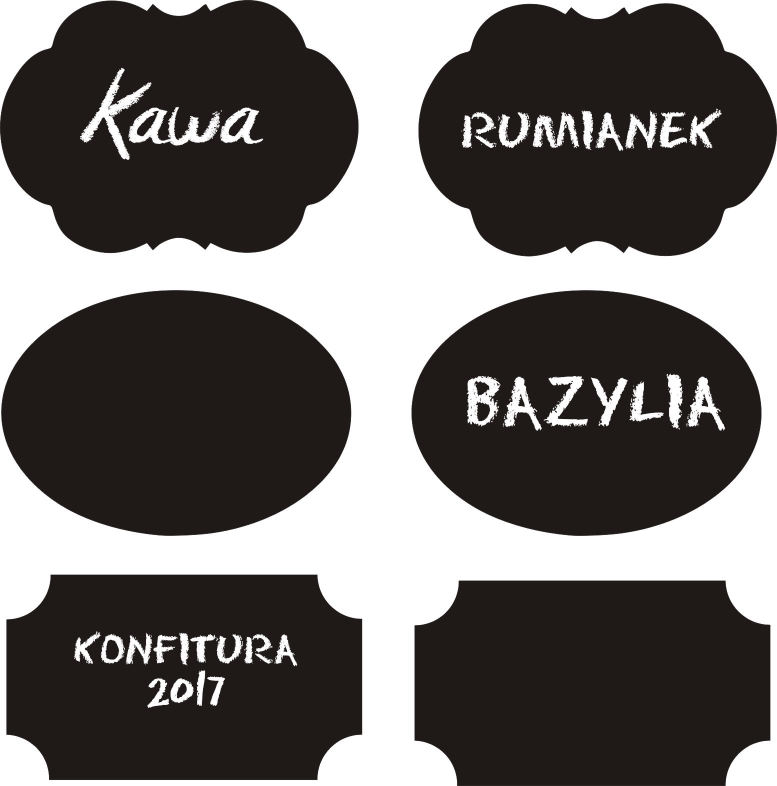 Печать черных наклеек в Москве | фото 2