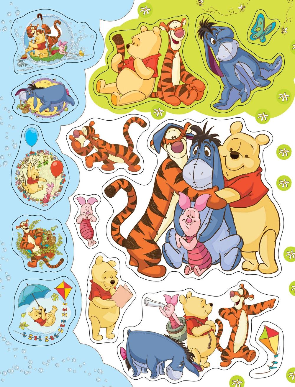 Печать детских наклеек в Москве | фото 3