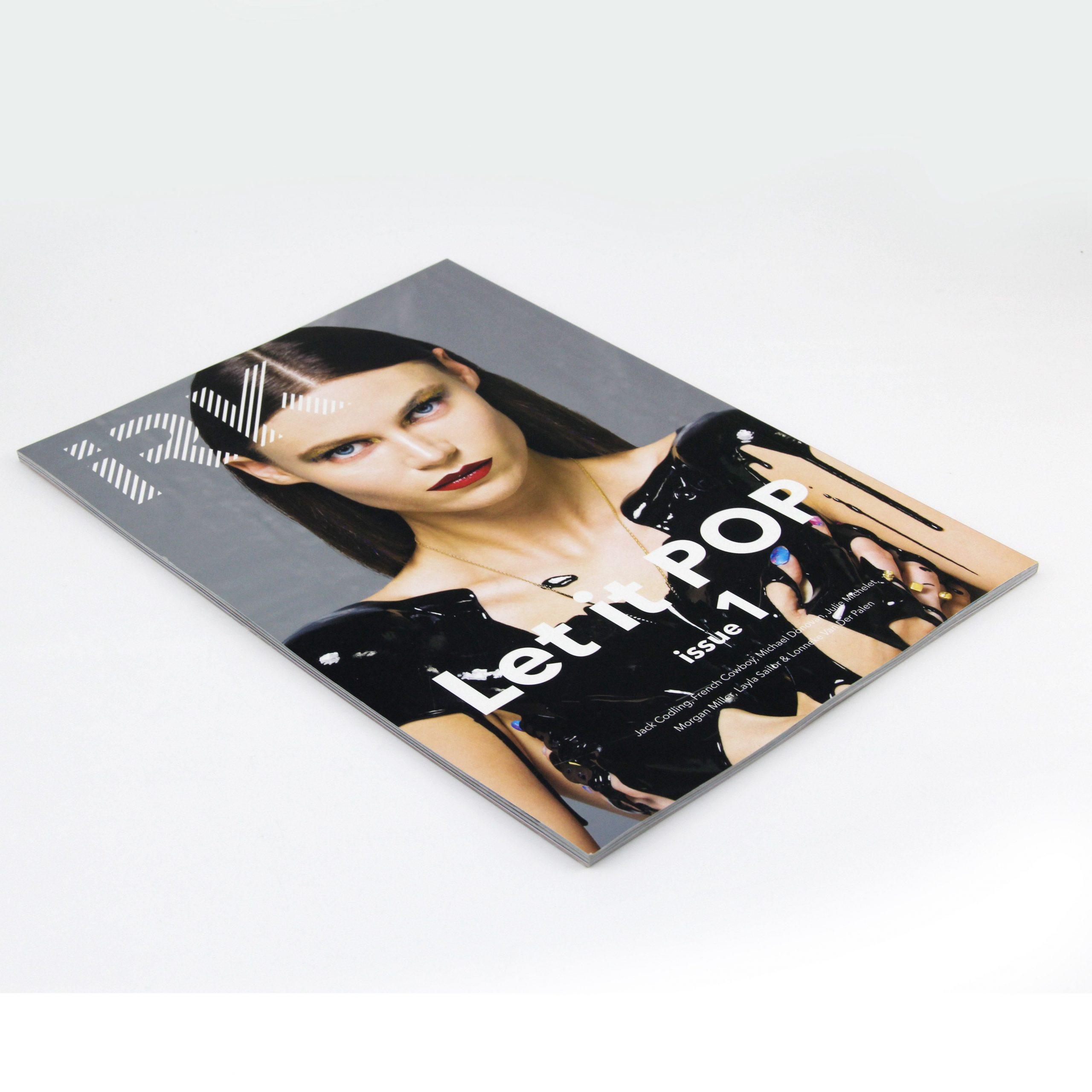 Печать глянцевых журналов в Москве | фото 7