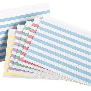 Печать каталожных карточек