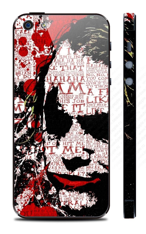 Печать наклеек для телефона в Москве | фото 2