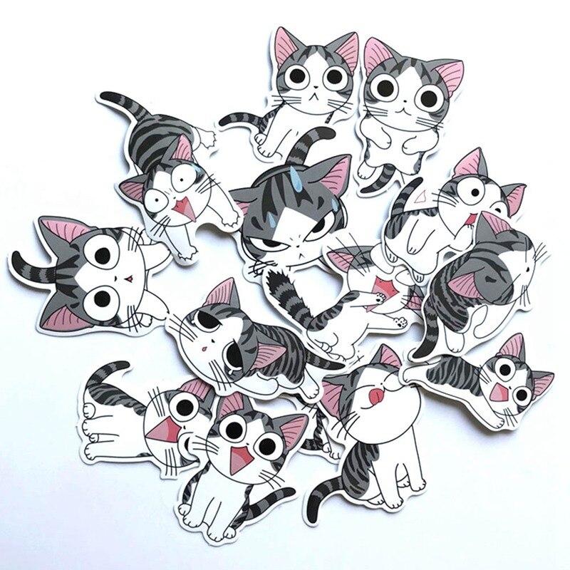 Печать наклеек котиков в Москве | фото 3