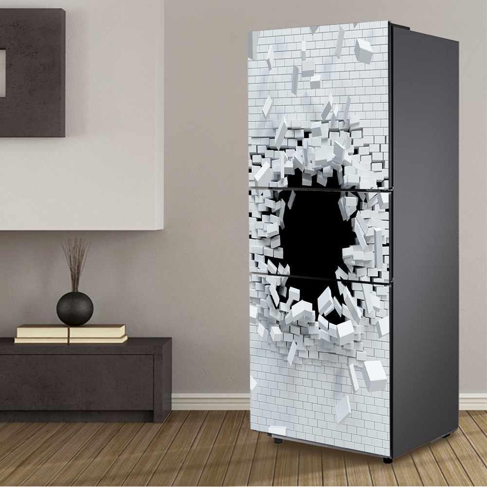 Печать наклеек на холодильник в Москве | фото 3