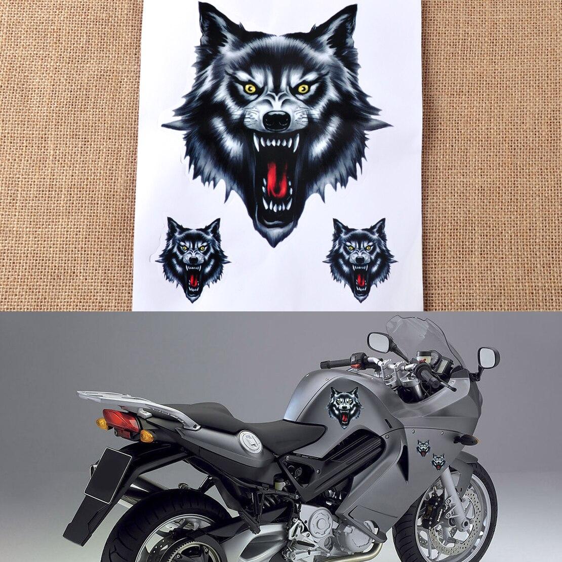 Печать наклеек на мотоцикл в Москве | фото 2