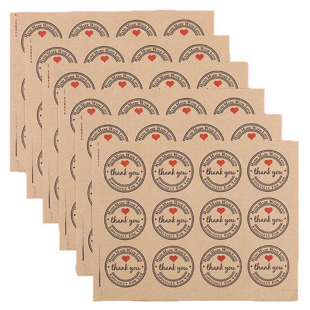 Печать наклеек на подарки в Москве | фото 5