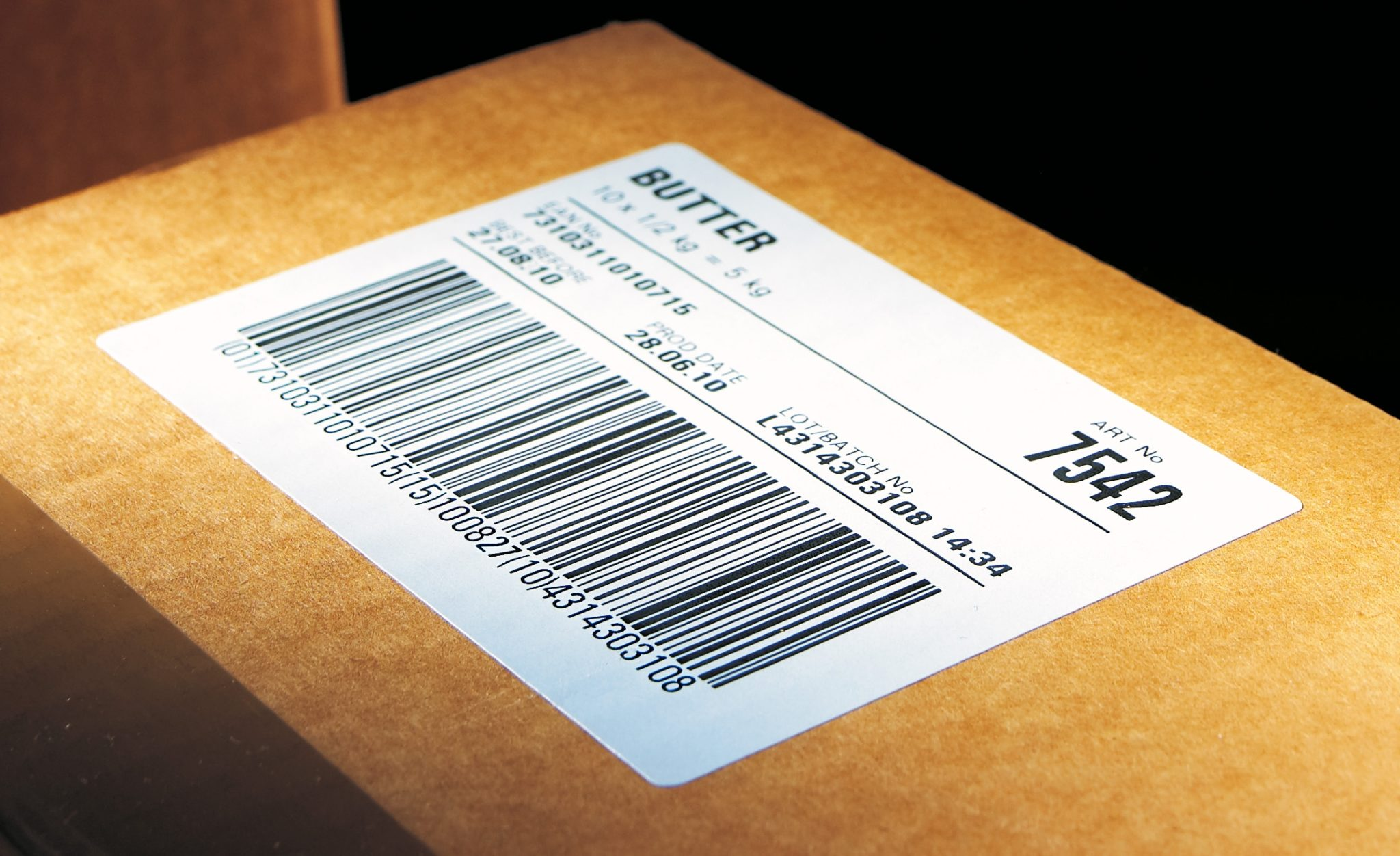 Печать наклеек на посылку в Москве | фото 8