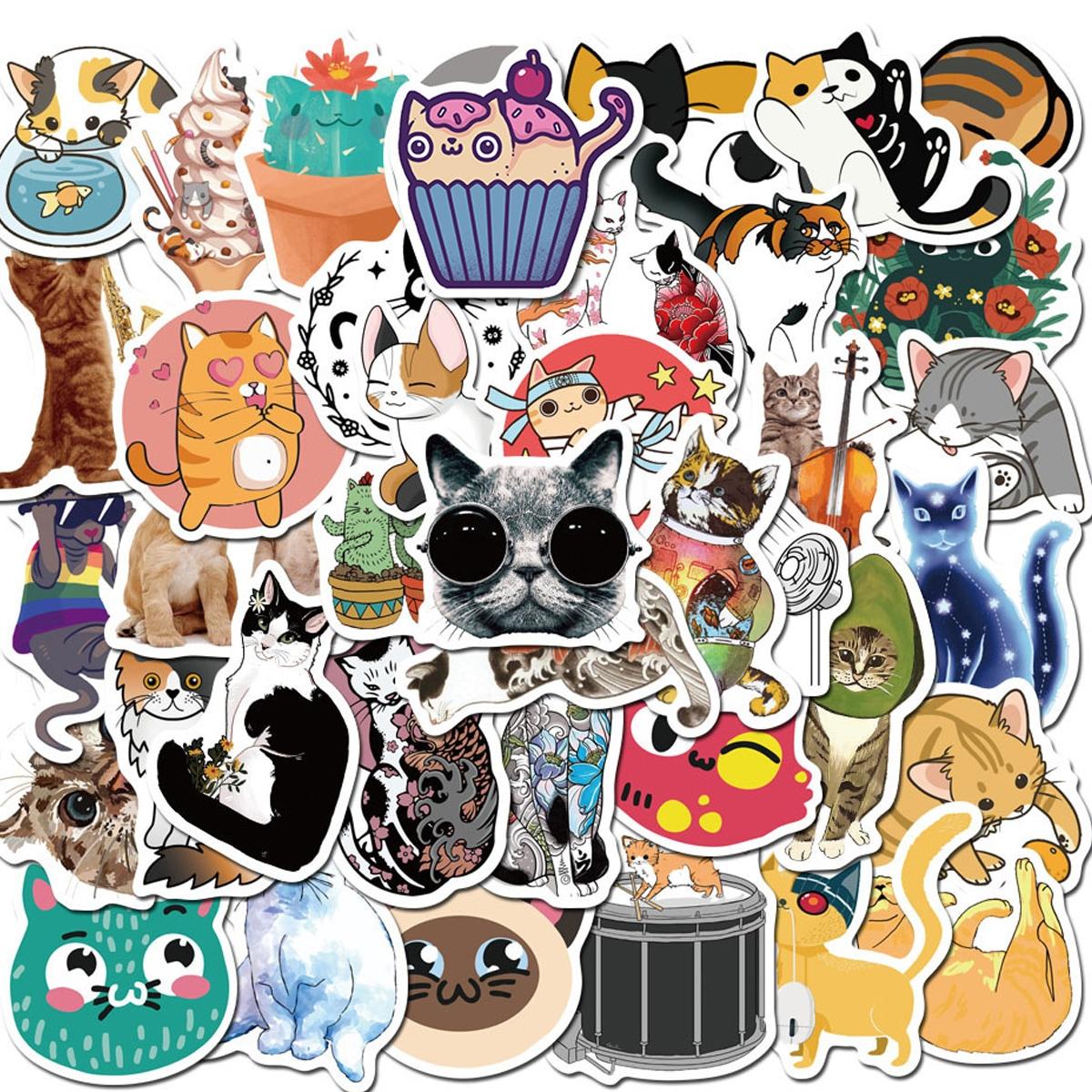 Печать наклеек животных в Москве | фото 5