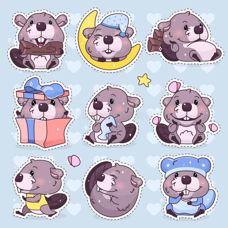 Печать наклеек животных в Москве | фото 6
