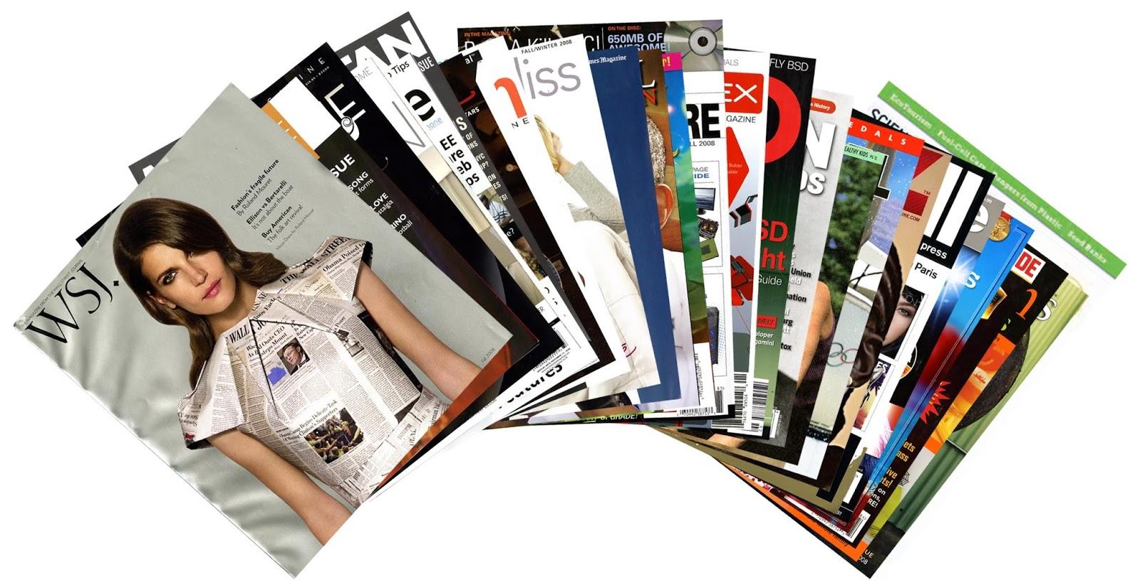 Печать переодических журналов в Москве | фото 1