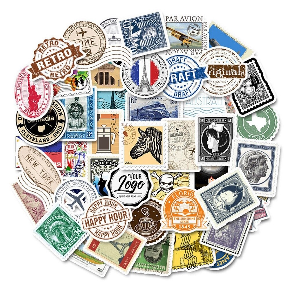 Печать почтовых наклеек в Москве   фото 2