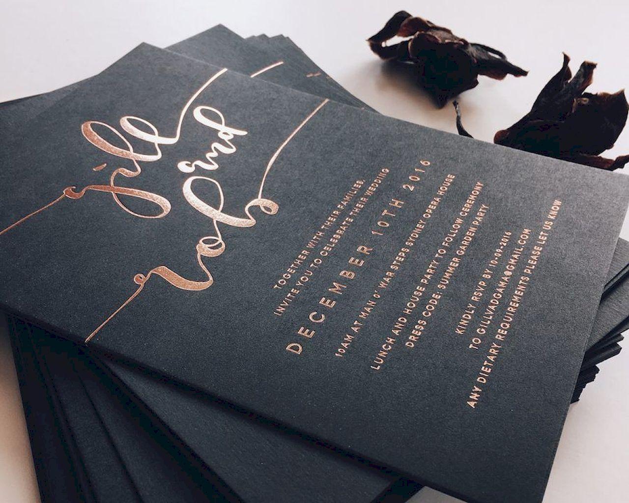 Печать пригласительных на дизайнерской бумаге в Москве | фото 2
