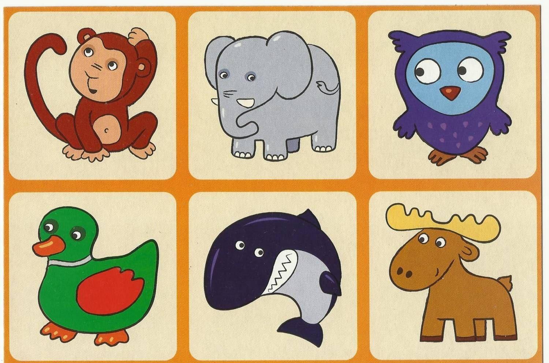 Печать развивающих карточек для детей в Москве | фото 2