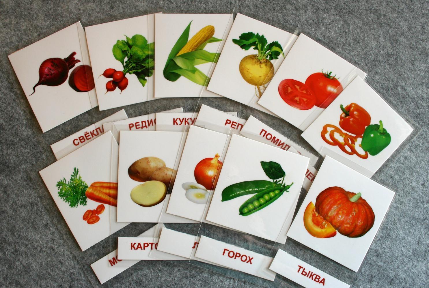 Печать развивающих карточек для детей в Москве | фото 7
