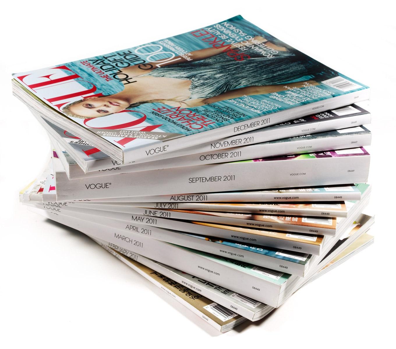 Печать рекламных журналов в Москве | фото 2