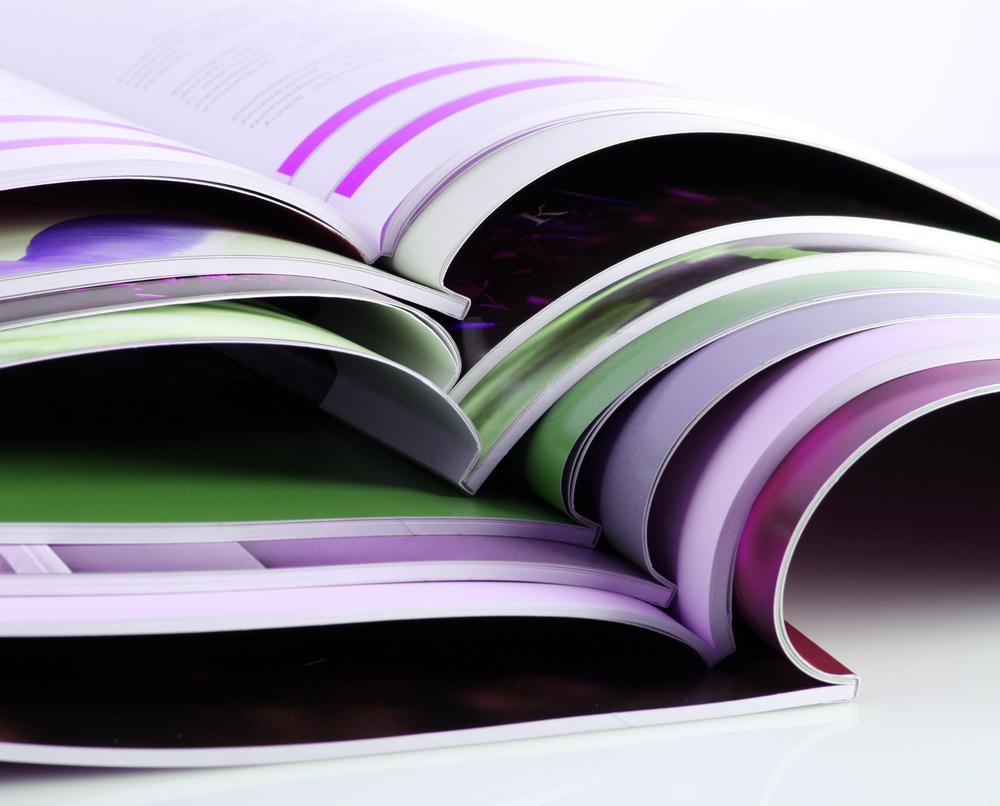 Печать журналов малым тиражом в Москве   фото 4
