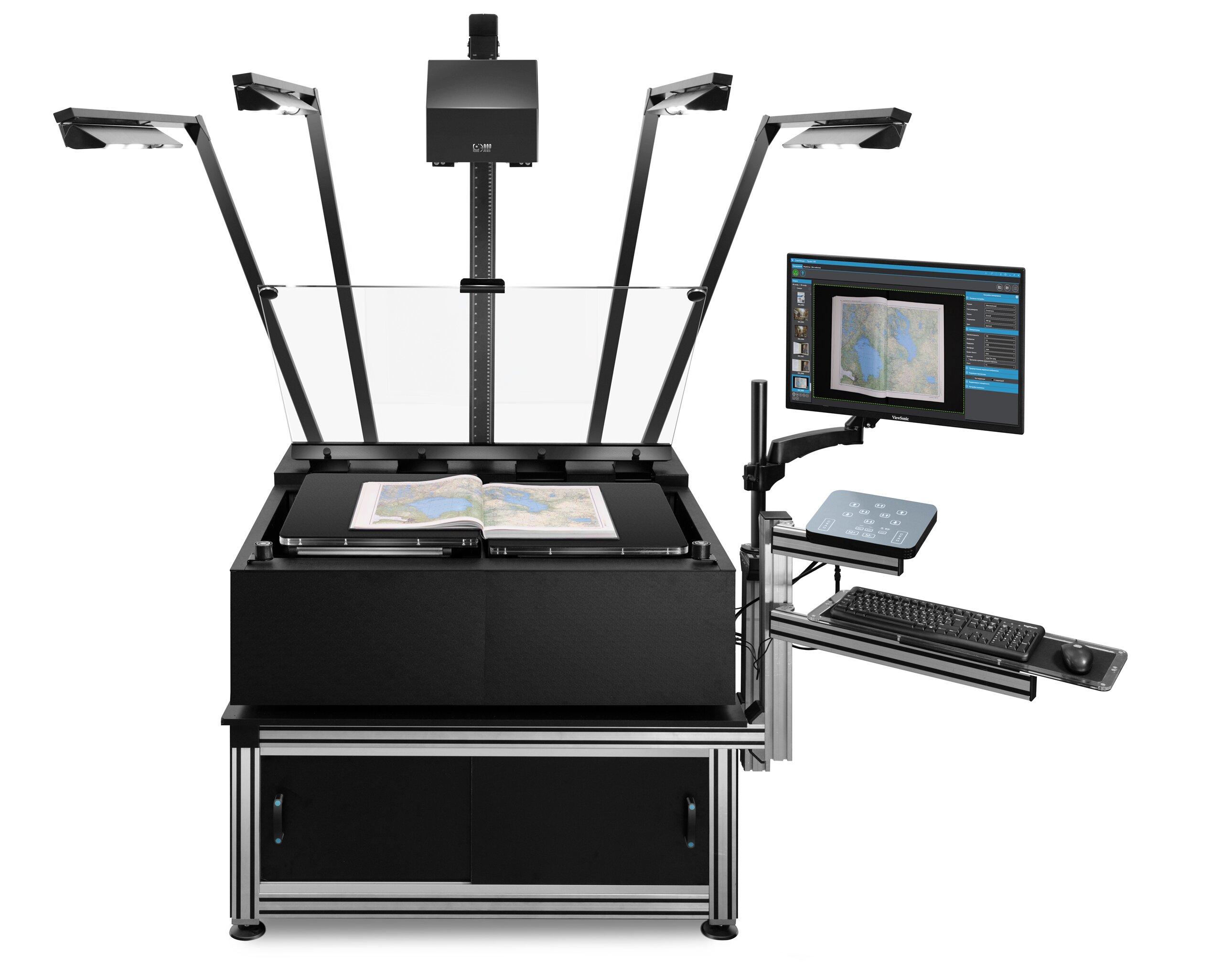 Услуги сканирования дешево